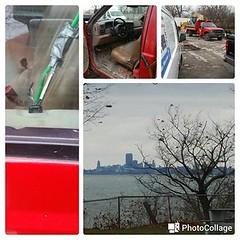 2004 Ford F450 keys locked in side, Route 5 Hamburg NY, 14075. Locksmith Hamburg ny.  www.locksmith-hamburg-ny.com