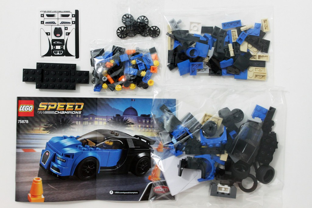 lego speed champions bugatti chiron (75878)   read more here…   flickr