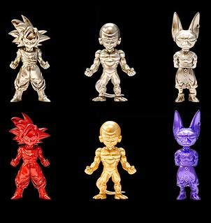 「超合金の塊」《七龍珠超》角色系列現身!ドラゴンボール超キャラクターズ