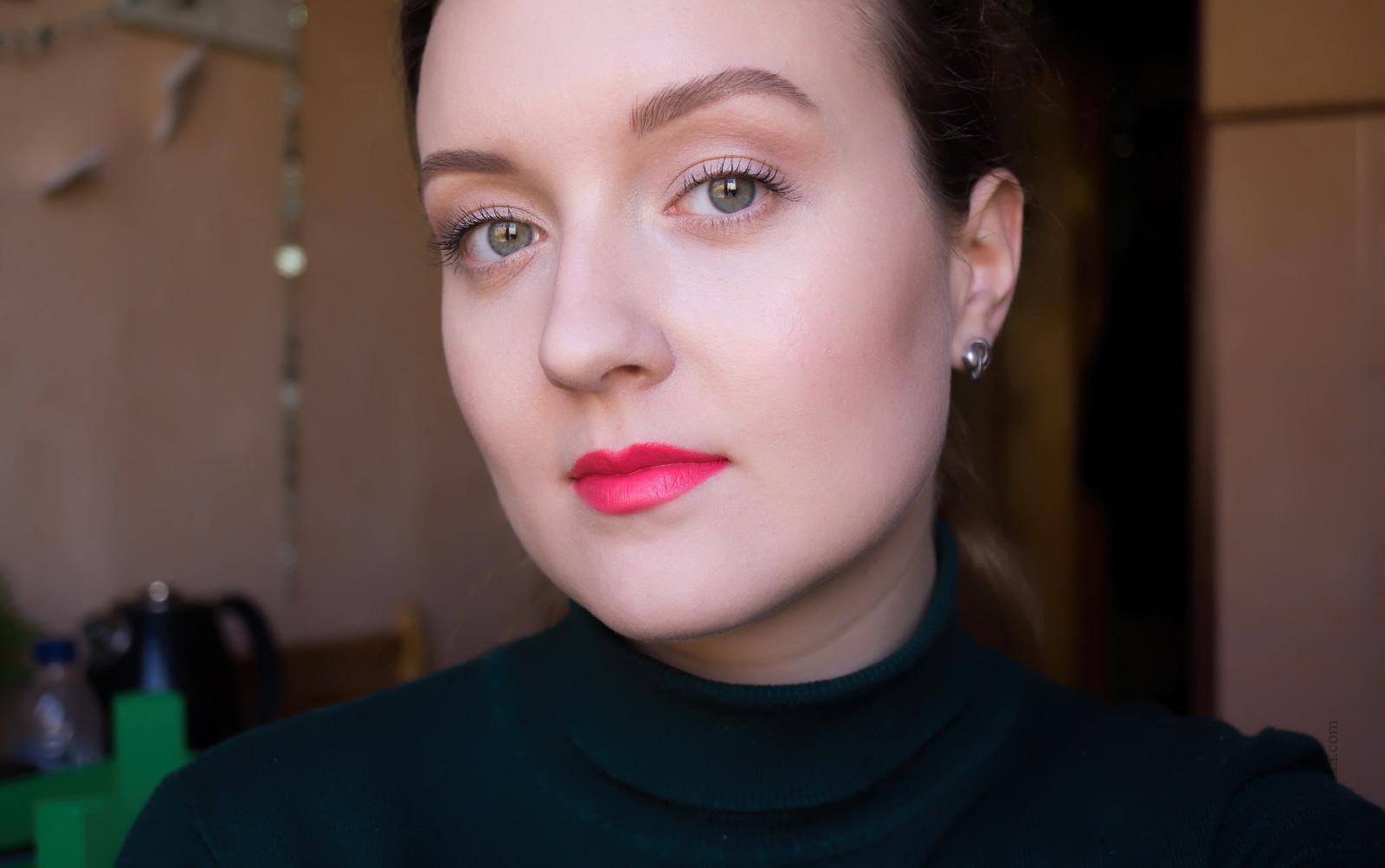 NoUBA Velvet Touch Lipstick #12