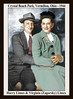 HARRY LIMES & VIRGINIA ZAGORSKY LIMES - CRYSTAL BEACH PARK - 1944 - COLORIZED - WITH FRAME & TEXT
