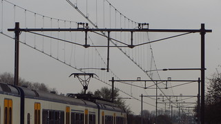 Catenary for DC