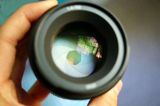55mm Prime lens
