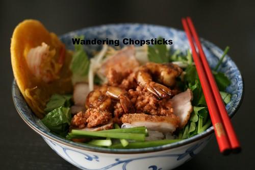 Hu Tieu Ba Nam Sa Dec (Vietnamese Mrs. Five's Clear Noodle Soup from Sa Dec) 9