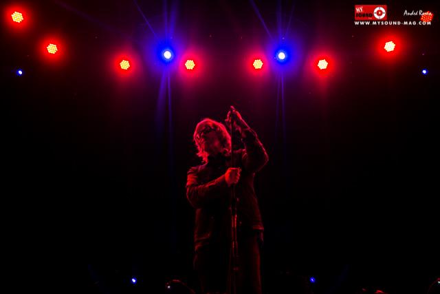 Mark Lanegan Band em Vodafone Paredes de Coura 2015