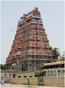 Chidambaram Temple back view