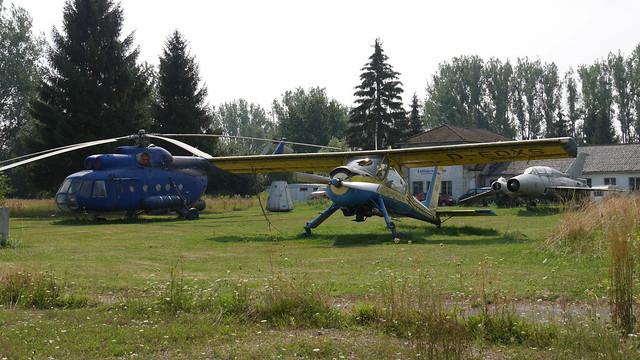 Luftfahrtsammlung Rechlin-Lärz