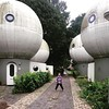 I want to live in this cosmic house :) #holland #s-hertogenbosch #spherehouses