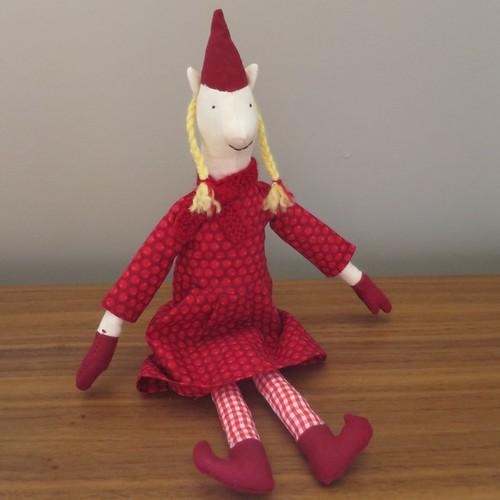 Iron Craft '15 Challenge #16 - Elfette Rag Doll