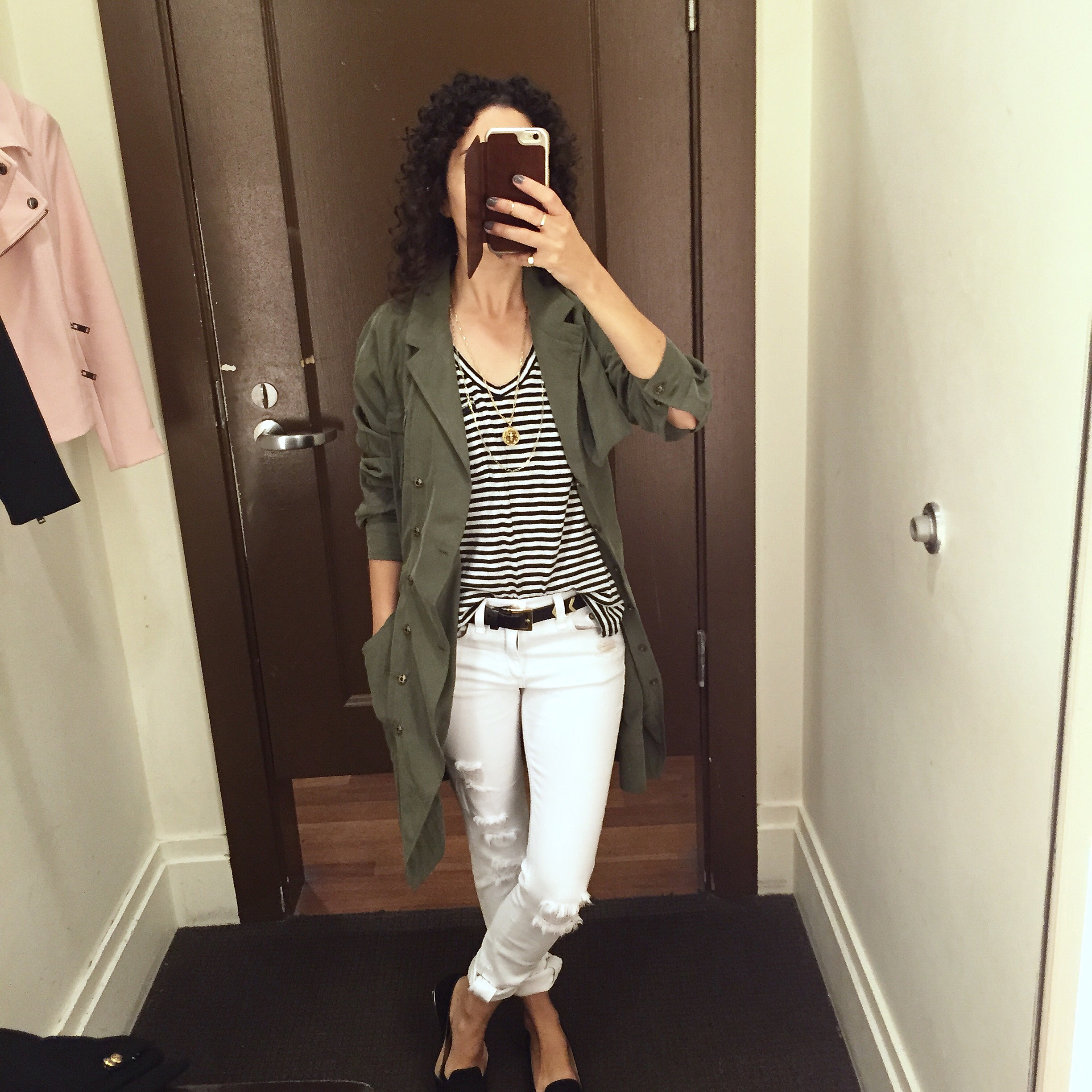 Fit Review Friday – Banana Republic Petite Fall Items
