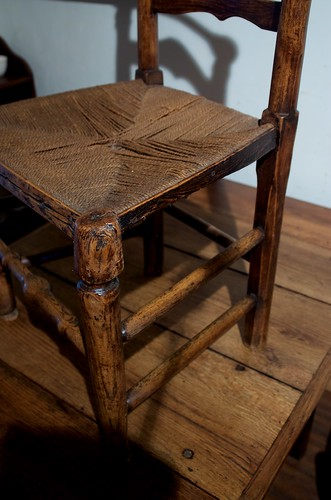 Macclesfield ladder back chair