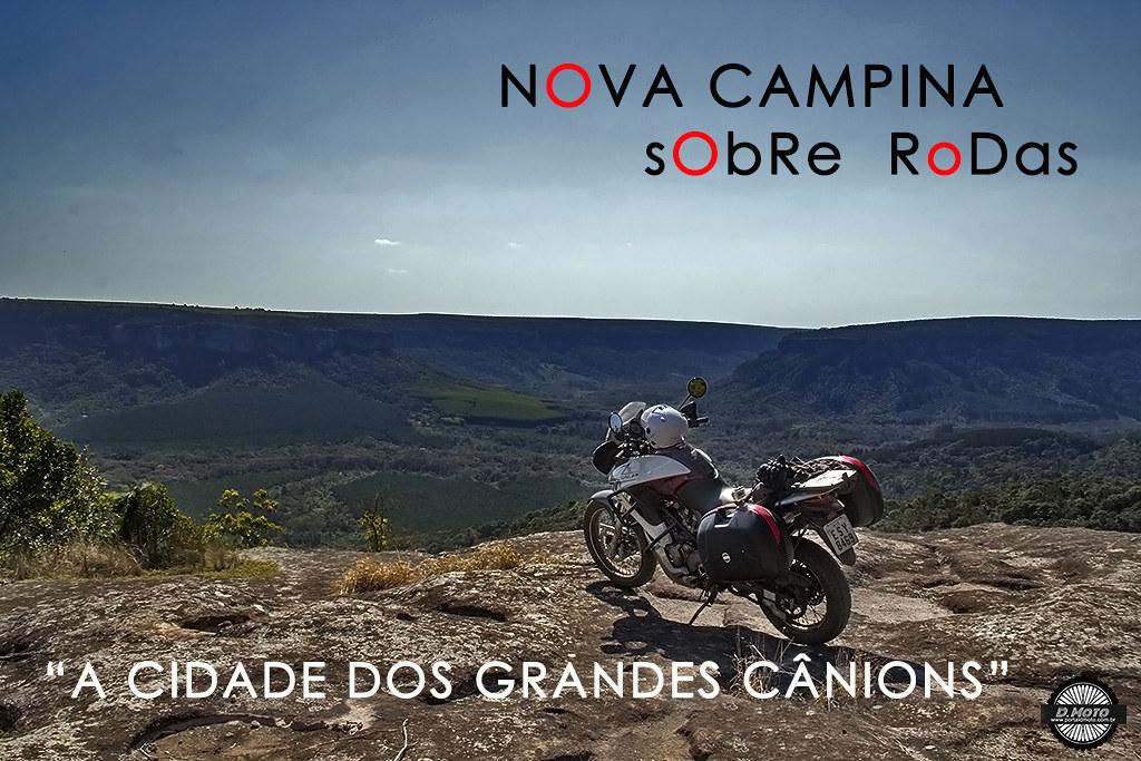 NOVA CAMPINA: sObRe RoDaS