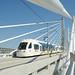PORTLAND--403 on Tilikum Crossing Bridge IB by milantram