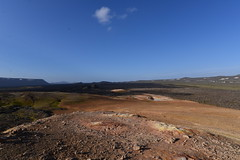 top of Leirhnjúkur