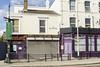 Demolition of Aragoya Medical Centre on West Green Road - Former Black Boy Pub