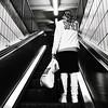 El supremo in da subway #iphoneonly by Mercedes Noriega