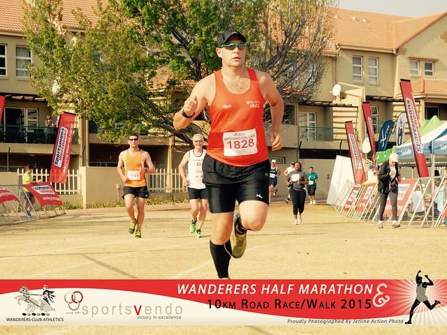 Wanderers Half Marathon