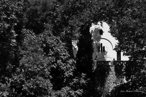 Ag. Anargyroi or the small white church (monastery of Zoodochos Pigi)
