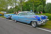 Cadillac Series 62 Coupe DeVille + dito trailer 1956 (1060365) by Le Photiste