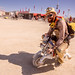 DSC01988 - Riding Unicorn Mini Motorbike - Burning Man 2015