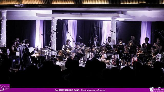 Salamander Big Band 9th Anniversary Concert (14)