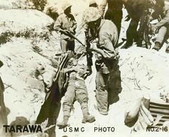 Tarawa USMC Photo No. 2-16
