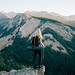 Big Cottonwood Overlook by kylesipple☬
