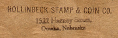 Hollinbeck Stamp _ Coin Co. - Omaha #2