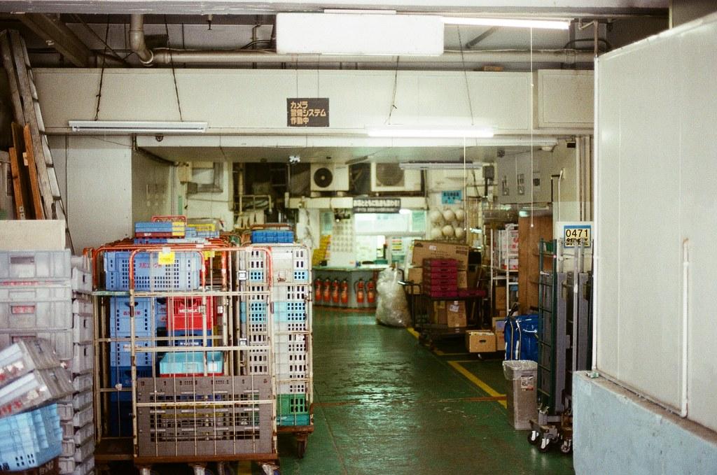 観光通り 長崎 Nagasaki 2015/09/08 観光通り  Nikon FM2 Nikon AI Nikkor 50mm f/1.4S Kodak UltraMax ISO400 Photo by Toomore