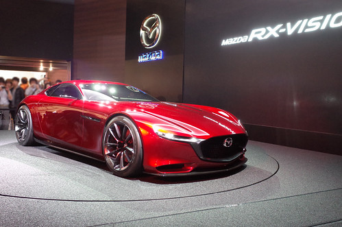 Mazda RX-VISIONTMS-2015-R0027988