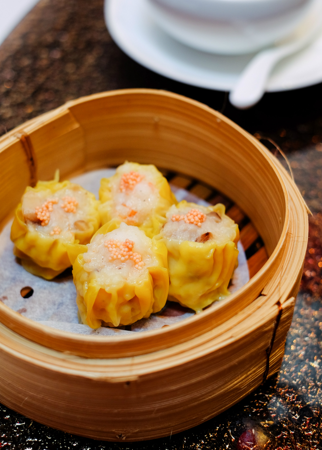 Shang Palace's dim sum culinary team