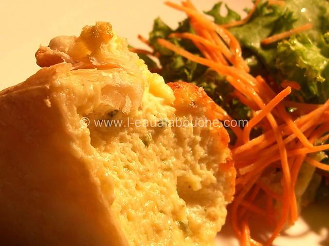 Soufflé au Fromage en Croûte Feuilletée © Ana Luthi Tous droits réservés 008