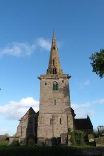 Church Eaton, Staffordshire
