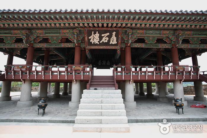 【慶尚南道】 韓國晉州市自由行|韓國人旅遊路線|當地景點、美食介紹+交通解說 (近釜山) @GINA LIN
