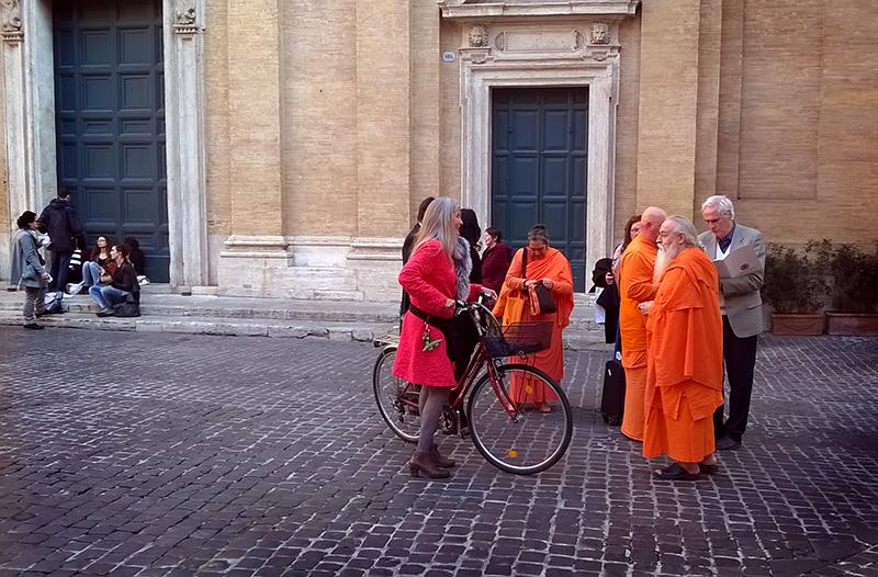 Rome Santa Maria in Aquiro