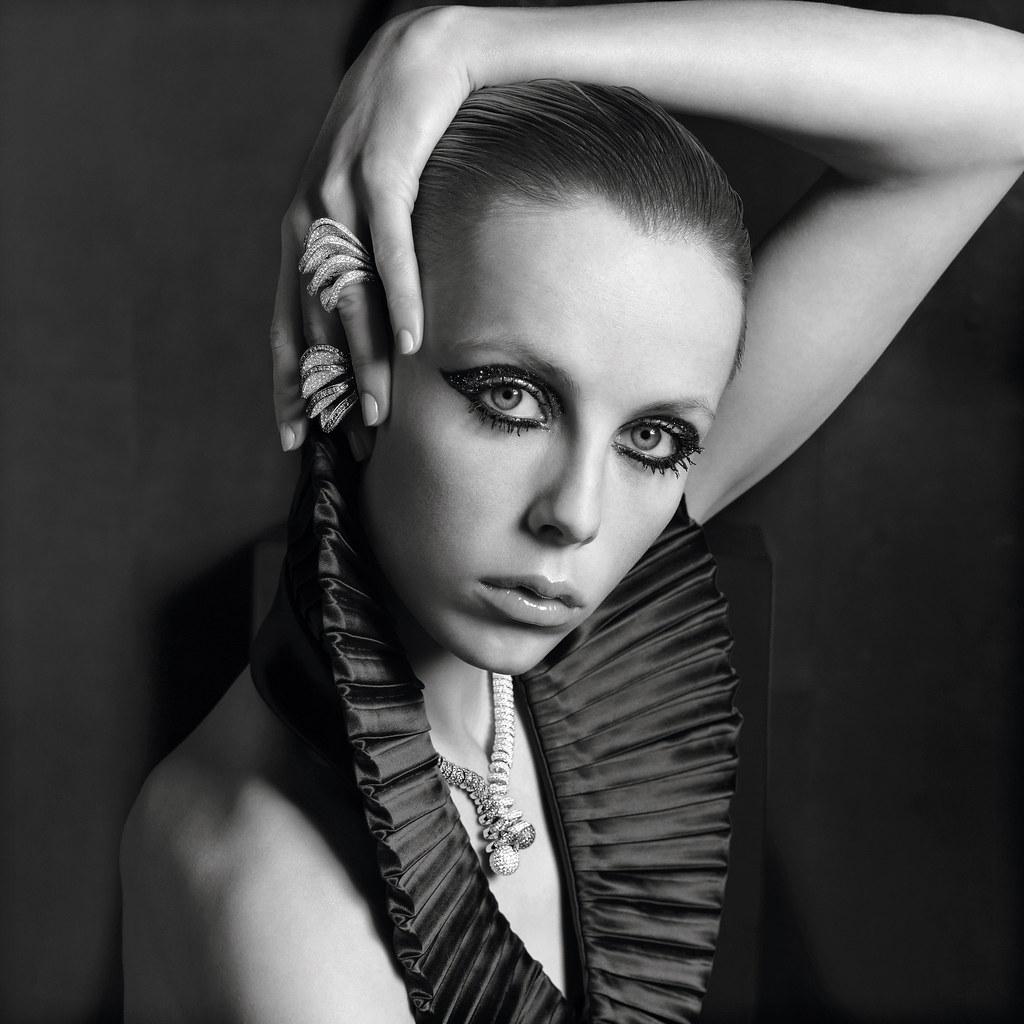 Эди Кэмпбелл — Фотосессия для «Vogue» FR 2015 – 7