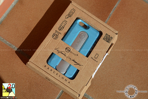 Popsicase Original Funda para iPhone 6 Made in Spain