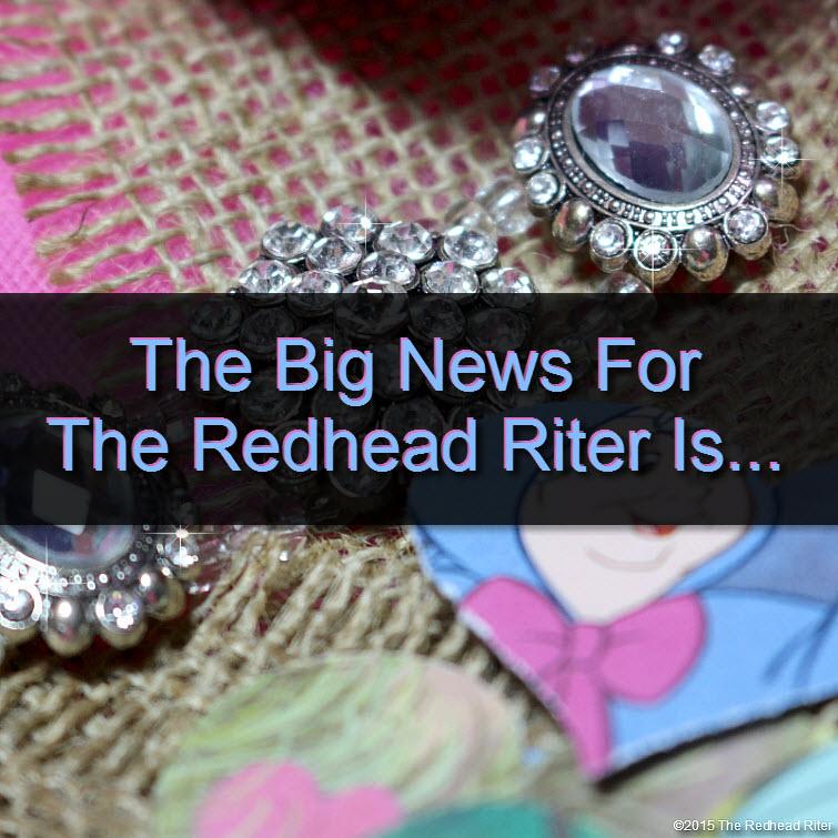 redhead riter jewels burlap fairy tale twitter