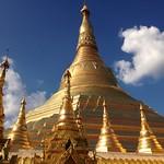 เจดีย์ชเวดากอง - Shwedagon Pagoda