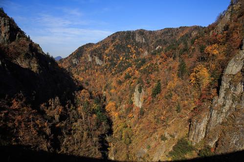 日本 hokkaidō 豐平峽 sapporoshi 豐平峽水庫 豊平峡ダム