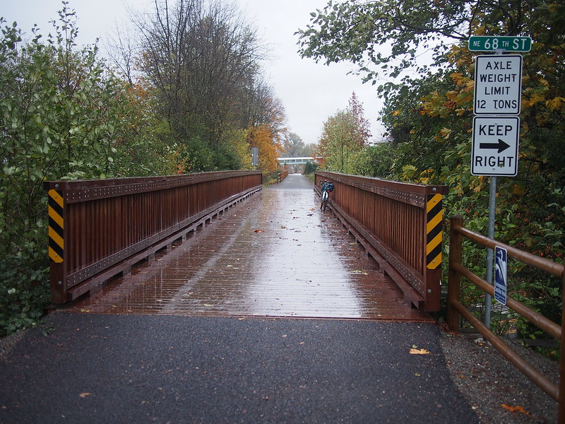 CKC Bridge Over NE 68th St