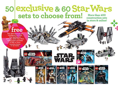 Toys R Us Star Wars Ad