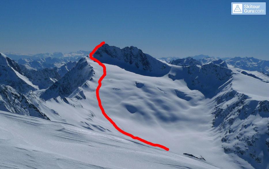 Hohe Wilde Ötztaler Alpen / Alpi Venoste Österreich foto 01