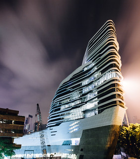 Jockey Innovation Tower, PolyU, Hong Kong