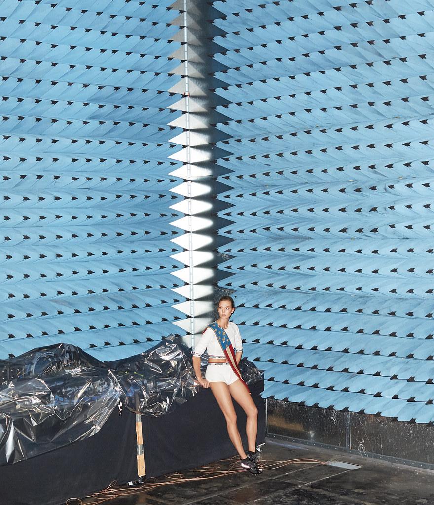 Карли Клосс — Фотосессия для «WSJ» 2015 – 2