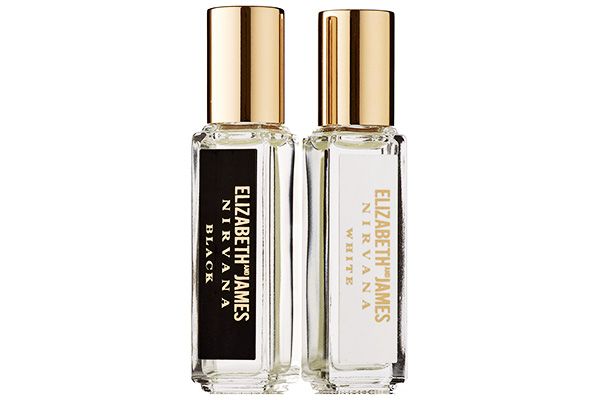 Elizabeth and James Nirvana Mini Rollerball Set