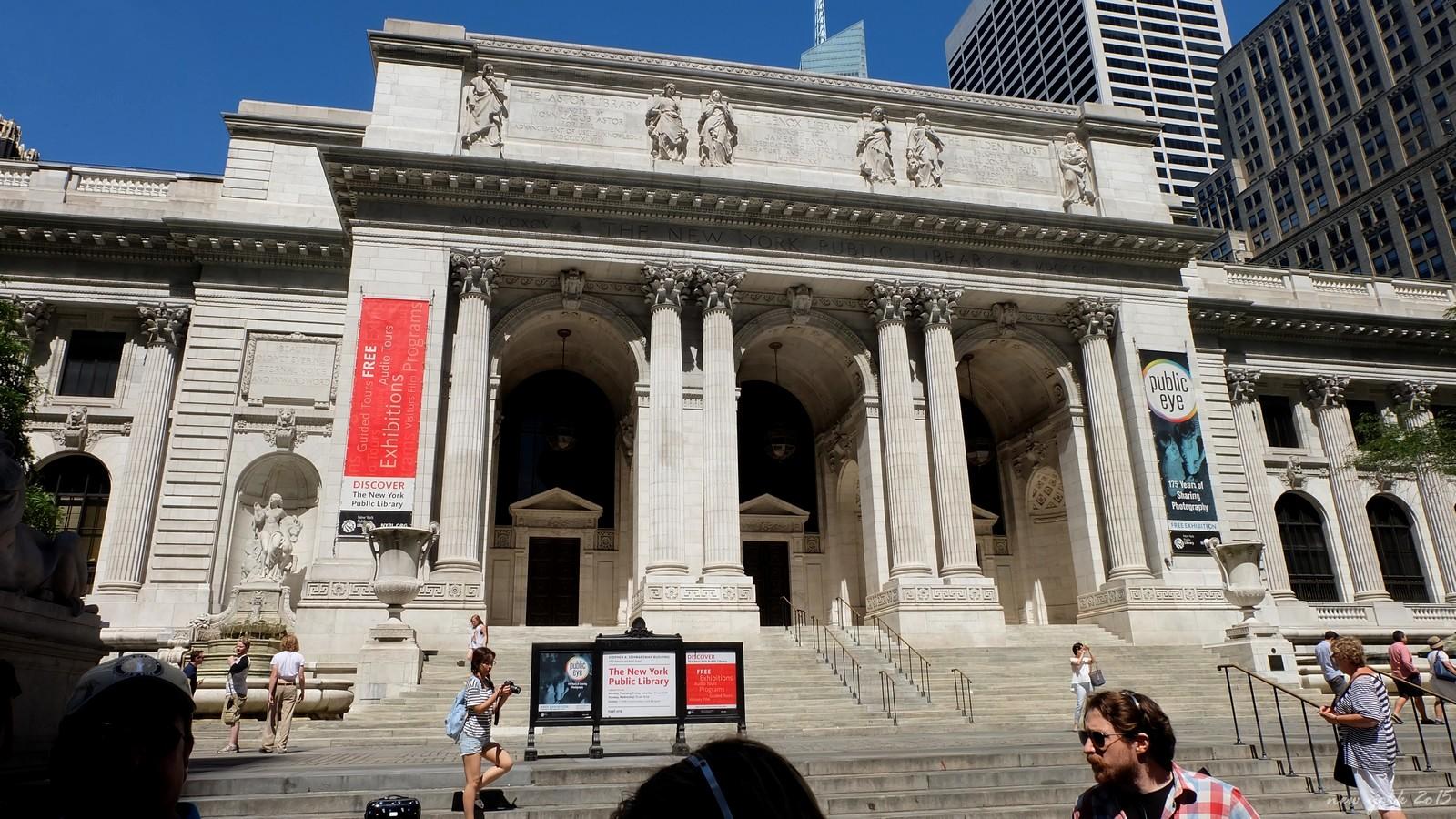 Public Library, New York City, USA