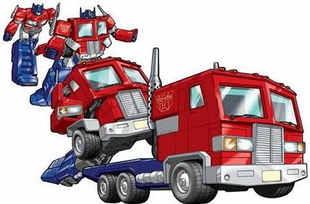 Transformers - Transformation