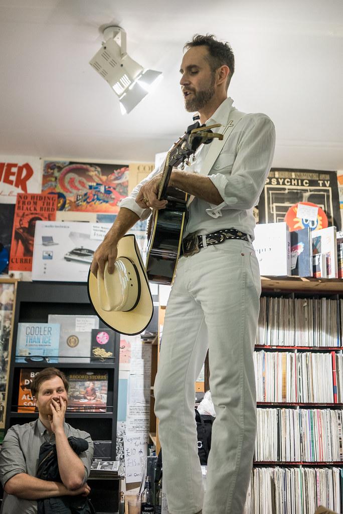 Josh T Pearson at Rough Trade