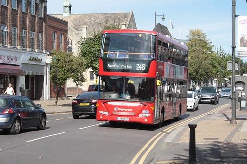 East London 15026 LX58CFV
